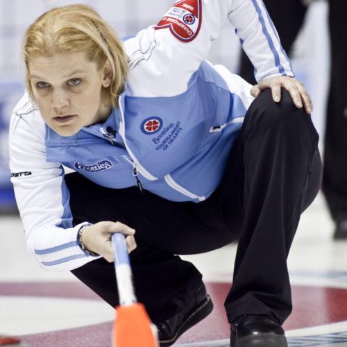 Allison Ross, quatre fois championne provinciale