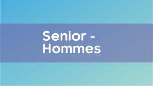 Senior - Hommes