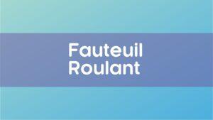 Championnat Fauteuil Roulant