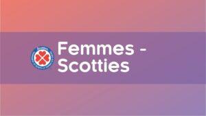 Scotties - Femmes